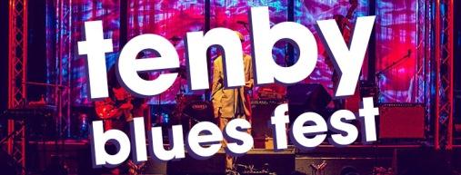 Tenby BluesFest logo